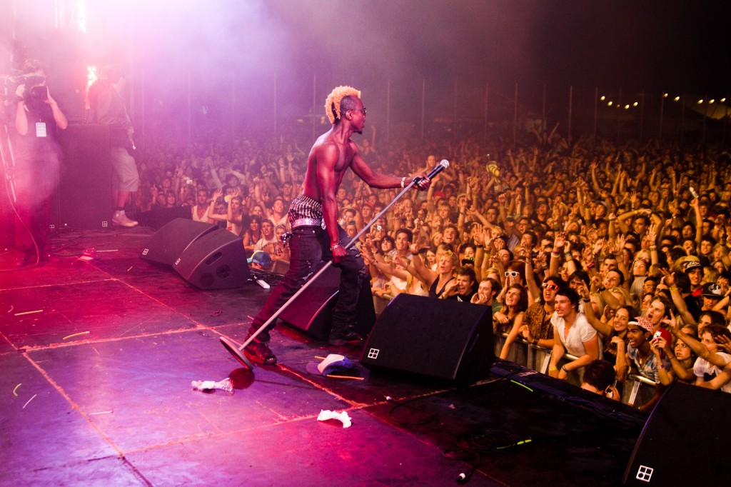 Major Lazer-Southbound 2010