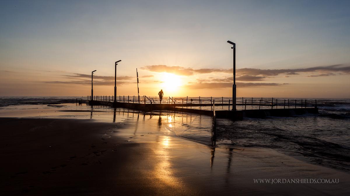 Mona Vale, Sunrise